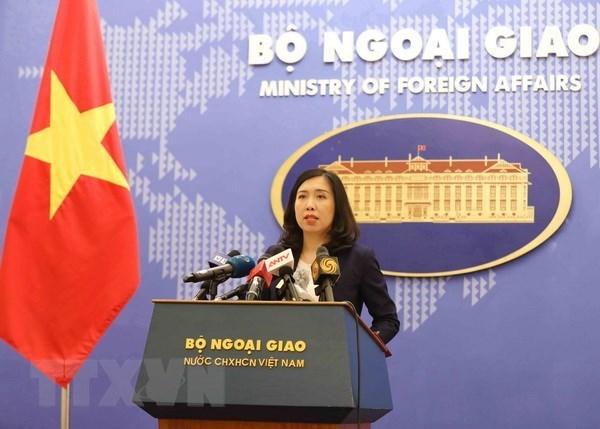Vietnam se preocupa por la situacion en Siria hinh anh 1