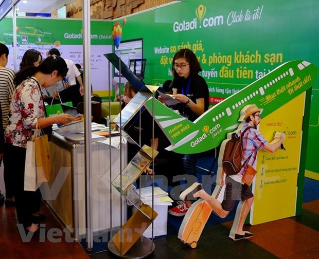 Mas de 70 mil tours vendidos en Festival de Turismo de Ciudad Ho Chi Minh 2018 hinh anh 1