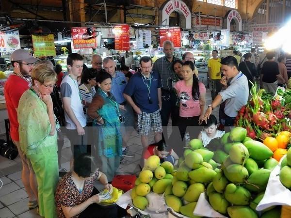 Ciudad Ho Chi Minh fomenta cooperacion turistica con Binh Thuan y Lam Dong hinh anh 1