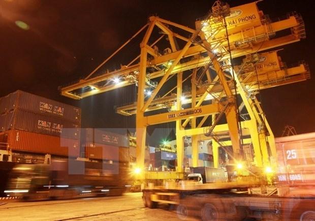 Gastos logisticos representan 20 por ciento del PIB de Vietnam hinh anh 1
