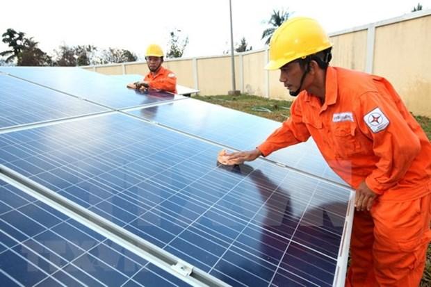 Demanda energetica de Vietnam crecera 10,6 por ciento cada ano para 2020 hinh anh 1