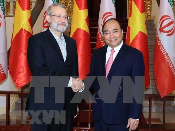 Iran por promover cooperacion integral con Vietnam hinh anh 1
