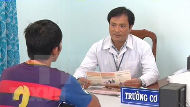 Vietnam trabaja para elevar calidad de tratamiento psicologico a drogadictos hinh anh 1
