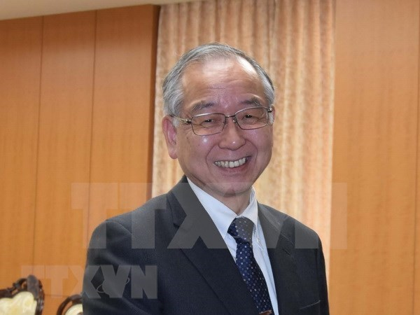 Reafirma Japon disposicion de estrechar cooperacion con Vietnam en auditoria hinh anh 1