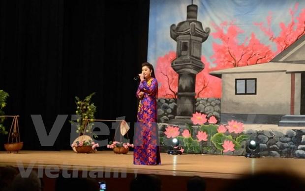 Comunidad vietnamita en Japon construira nueva pagoda hinh anh 1