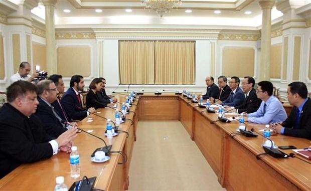 Bahrein abrira oficinas de promocion comercial en Vietnam hinh anh 1