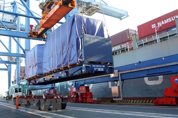 Ministro de Vietnam insta a fortalecer conectividad entre empresas logisticas hinh anh 1
