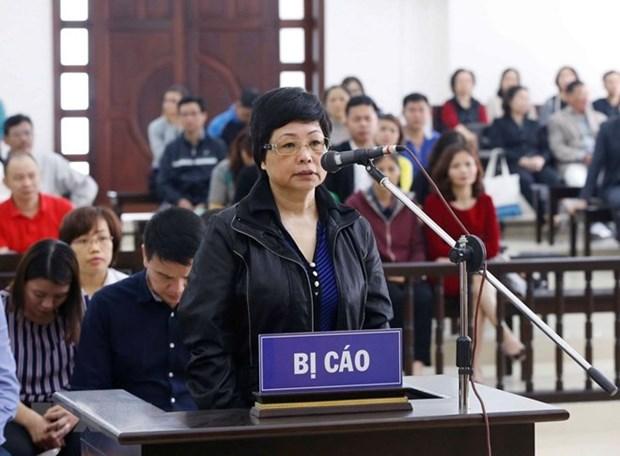 Tribunal de apelacion ratifica sentencia de cadena perpetua contra directora general de Housing Group hinh anh 1