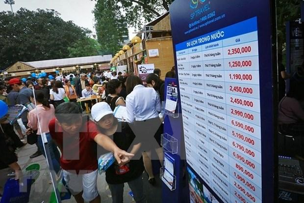 Vietnam registra aumento de demanda de tour durante proximas vacaciones hinh anh 1