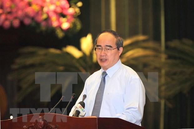 Ciudad Ho Chi Minh alcanza alentadores resultados socioeconomicos en primer trimestre de 2018 hinh anh 1