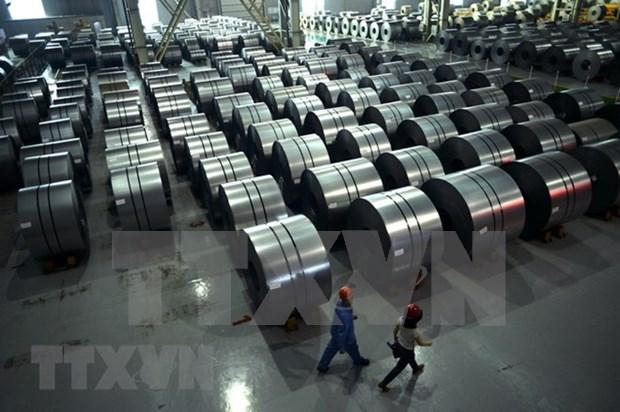 Sector de acero de Vietnam experimenta nuevas perspectivas para el desarrollo hinh anh 1