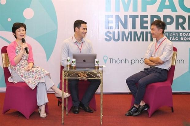 Vietnam impulsa el crecimiento de las empresas de impacto social hinh anh 1