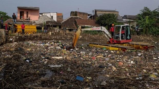 Indonesia se propone cumplimiento de importante proyecto ambiental hinh anh 1