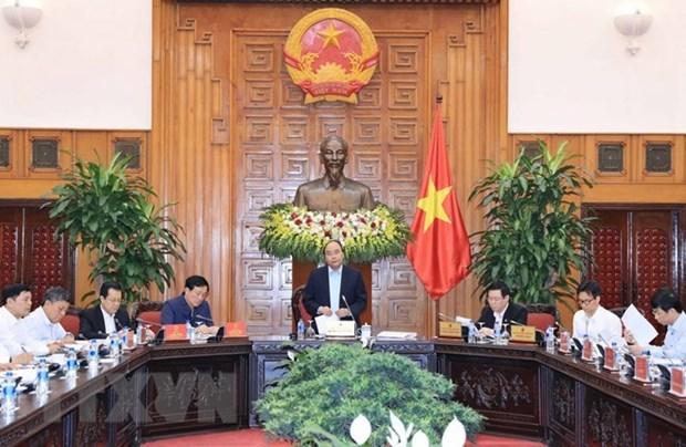 Premier de Vietnam urge a perfeccionar la efectividad de reforma judicial hinh anh 1