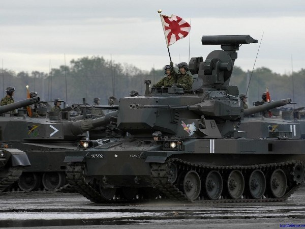 Japon transferira a Malasia tecnologias y equipos de defensa hinh anh 1