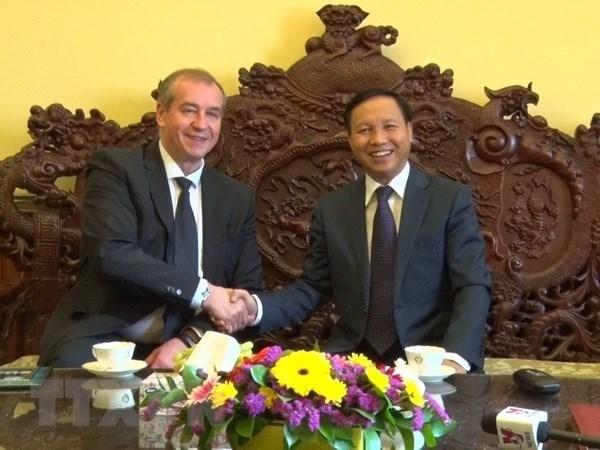 Empresas vietnamitas exploran oportunidades de inversion en provincia rusa hinh anh 1