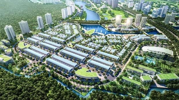 Ciudad verde Ecopark: el mejor zona urbana en Vietnam hinh anh 1
