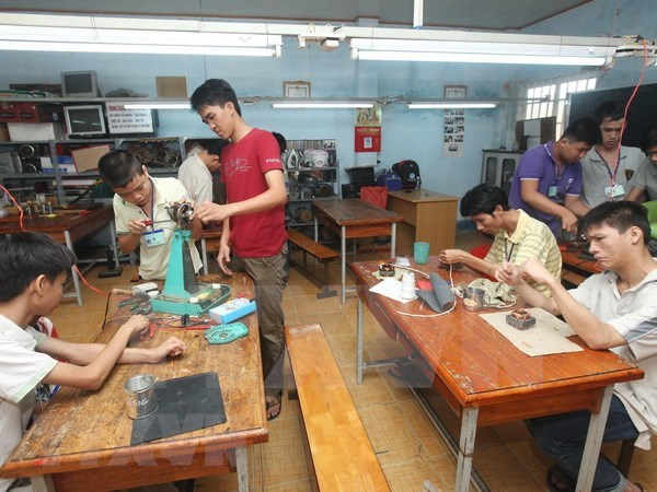 Vietnam reitera compromiso con los discapacitados hinh anh 1