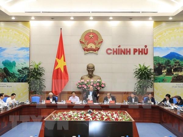 Premier exhorta a establecer institucion para impulsar unidades economicas especiales hinh anh 1