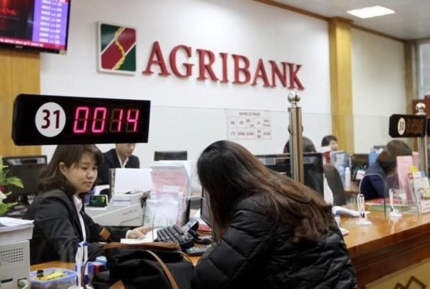 "Agribank honrado como ""Marca poderosa de Vietnam"" hinh anh 1"