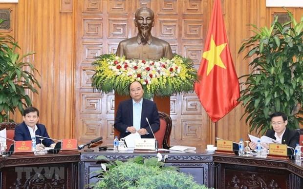 Gobierno y Fiscalia Suprema Popular de Vietnam estrechan coordinacion hinh anh 1