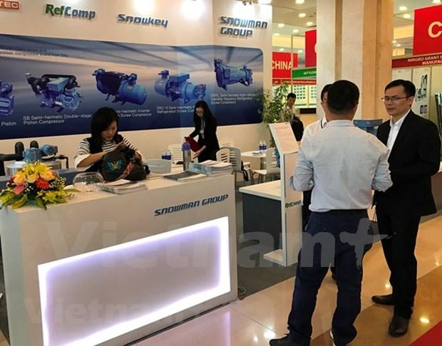 Abren en Vietnam exposicion internacional de calefaccion, ventilacion y purificacion de aire hinh anh 1