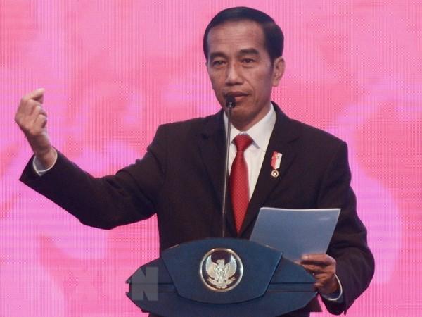 Presidente de Indonesia en la lista de personalidades mas influyentes del mundo islamico hinh anh 1
