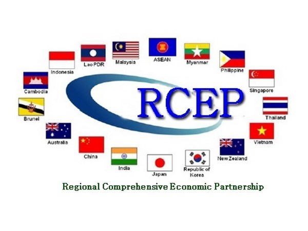 Avanzan negociaciones del Acuerdo de RCEP, asevera el Ministerio de Comercio de China hinh anh 1