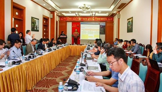 Quang Ninh se esfuerza por promover el crecimiento verde en Bahia de Ha Long hinh anh 1