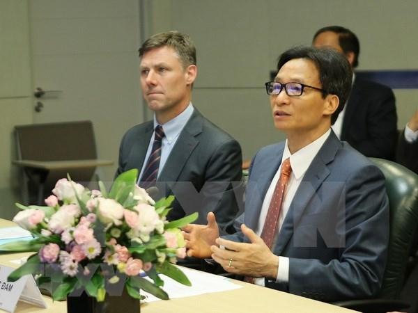 Vietnam aumenta capacidad de control de higiene alimentaria hinh anh 1