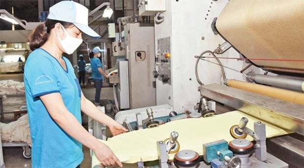 Hanoi se dirige a la meta de 12 mil millones de dolares por exportaciones hinh anh 1