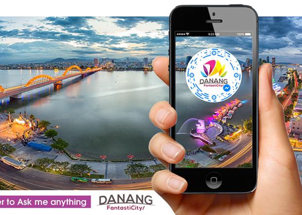 Ciudad vietnamita de Da Nang utiliza chatbot para servir a los turistas hinh anh 1