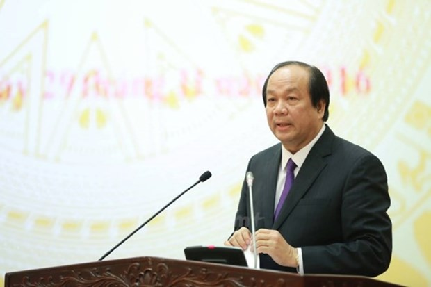 Vietnam y Francia comparten experiencias en construccion del gobierno electronico hinh anh 1