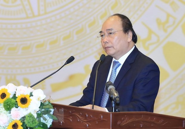 Premier de Vietnam insta a optimizar marco legal sobre actividades de construccion hinh anh 1