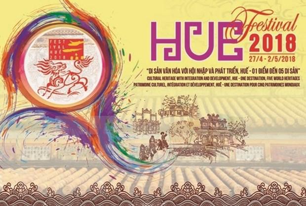 Festival Hue recibe patrocinio de Vietcombank hinh anh 1