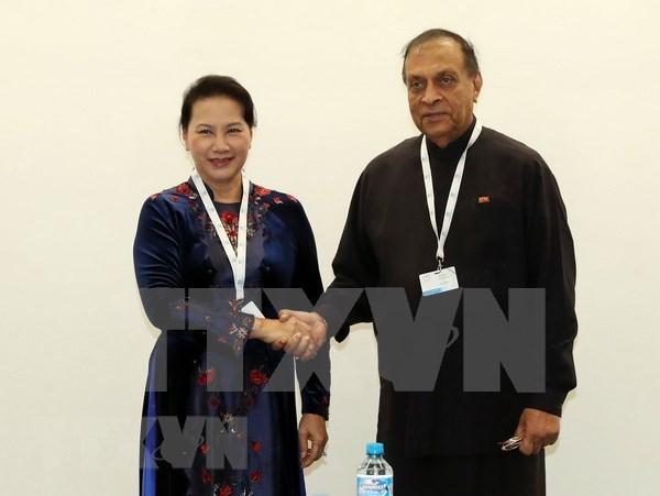 Presidente del Parlamento de Sri Lanka visitara Vietnam hinh anh 1