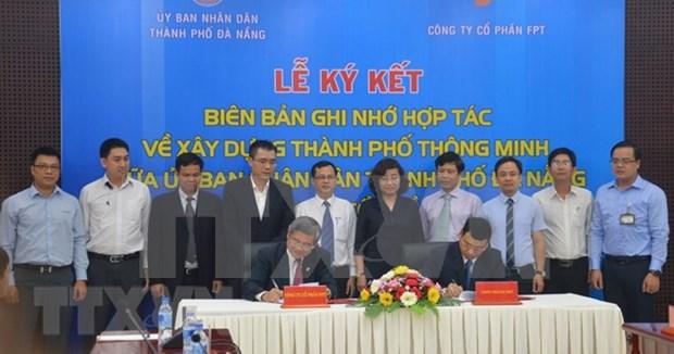 Ciudad vietnamita de Da Nang construira ciudad inteligente hinh anh 1