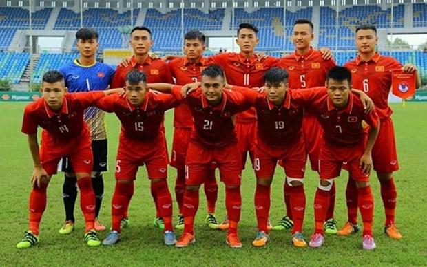 Vietnam empata a Marruecos 1-1 en la Copa Suwon JS sub-19 hinh anh 1