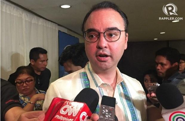 Filipinas se opone a la interferencia del Parlamento Europeo en sus asuntos internos hinh anh 1