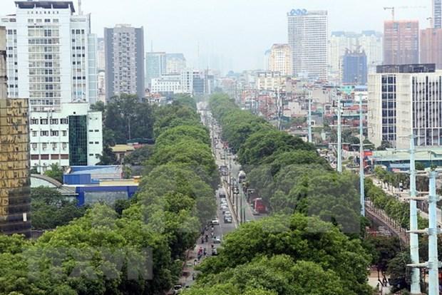 Hanoi estudia experiencias de Canada en desarrollo de ciudad inteligente hinh anh 1