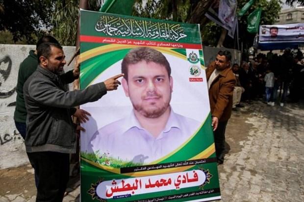 Publica Malasia fotos de supuestos asesinos de cientifico palestino hinh anh 1