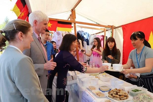 Sobresale participacion de Vietnam en festival culinario Delicanto en Berlin hinh anh 1