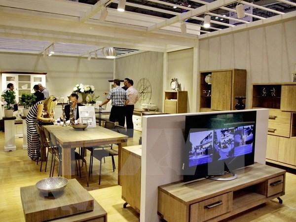Vietnam posee alto potencial en exportacion de productos madereros hinh anh 1