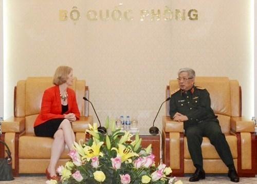 Vietnam concede importancia a la cooperacion de defensa con Nueva Zelanda hinh anh 1