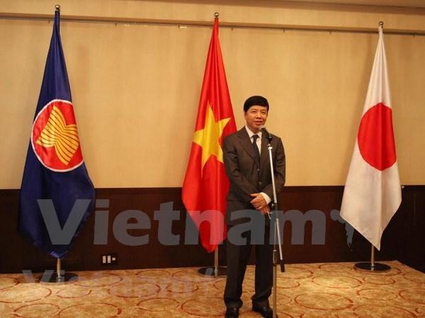 Festival de Vietnam en Japon: oportunidad para promover la imagen nacional hinh anh 1