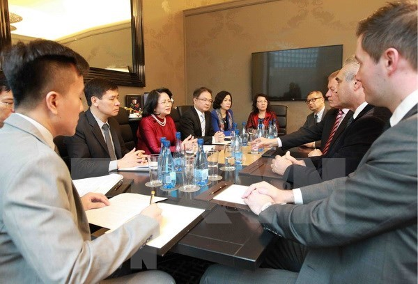 Empresas australianas prestan atencion a mercado vietnamita hinh anh 1