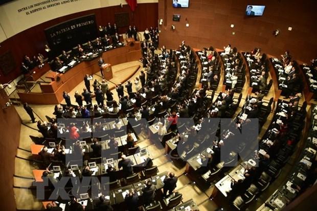 Senado de Mexico ratifica el CPTPP hinh anh 1