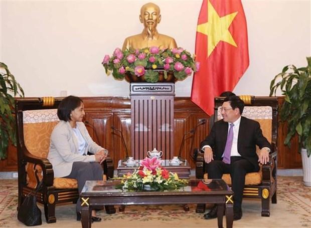 Vietnam y Marruecos fomentan relaciones de cooperacion multifacetica hinh anh 1