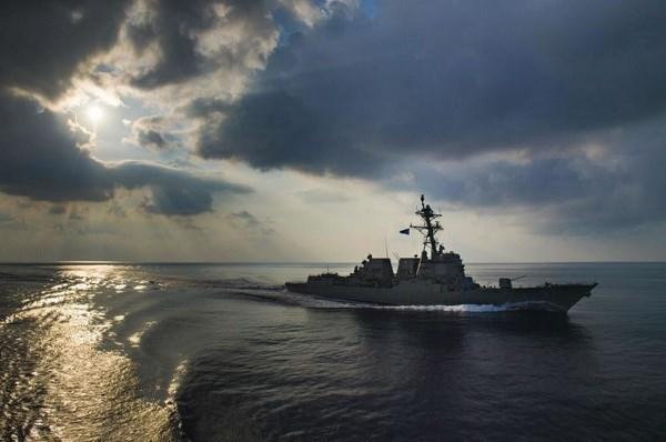 Tailandia y Estados Unidos realizan ejercicio antisubmarino en Oceano Indico hinh anh 1