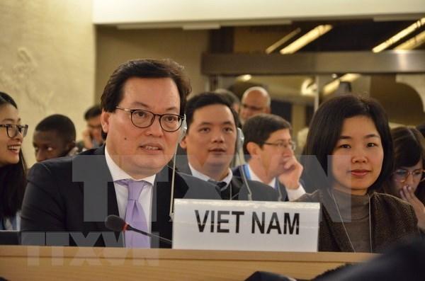 Vietnam respalda esfuerzos de la comunidad internacional con el desarme nuclear hinh anh 1